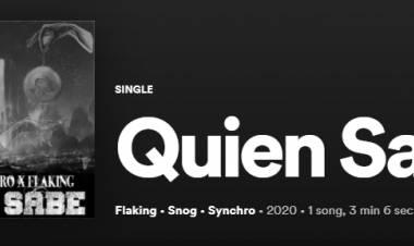 Quien sabe  - Snog x Flaking x Synchro (single) - Flow City