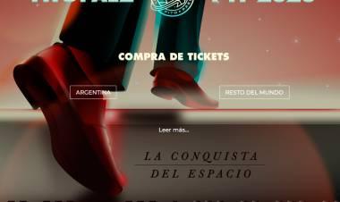 """""""La conquista del espacio"""", Fito Páez,  ofrecerá un concierto virtual el 1ro de noviembre"""