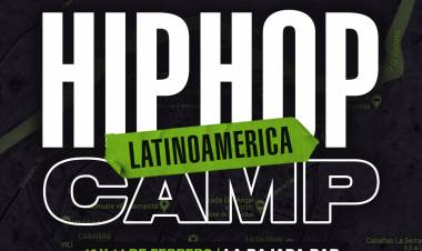 HIP HOP CAMP - LATINOAMERICA