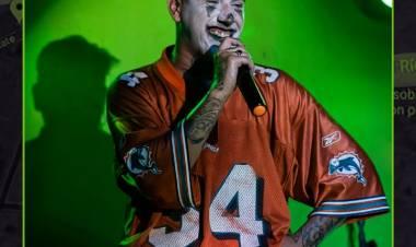 Hip Hop Camp Latinoamerica - Eselompee artista confirmado