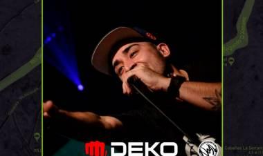Hip Hop Camp Latinoamerica - DEKO artista confirmado