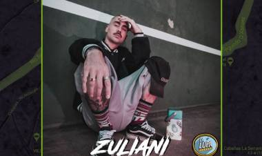 Hip Hop Camp Latinoamerica - Zuliani artista confirmado