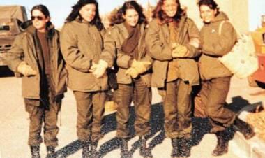 Mujeres en Malvinas - ¡Nosotras también fuimos!