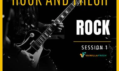 "Session 1 ""Cracks"" segunda temporada - Rock and Fresh"