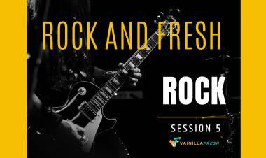 "Session 5 ""Cracks"" Ramones - 2 Minutos"