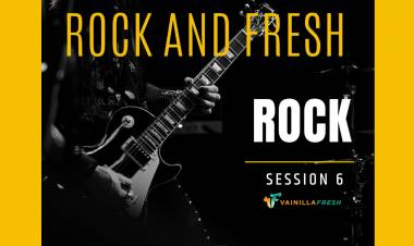 "Session 6 Cracks ""James Brown - Illya Kuryaki & The Valderramas"""