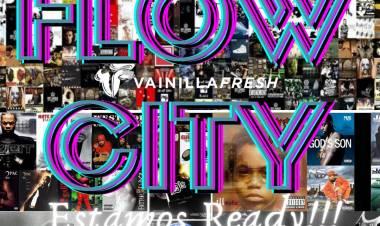 #FlowCity Cap 17 - Temp 2 - Vainilla Fresh