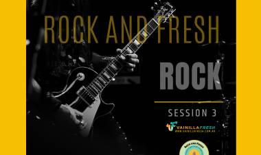 "Sesión 3 - Cracks ""The Rolling Stones - Ratones Paranoicos"""