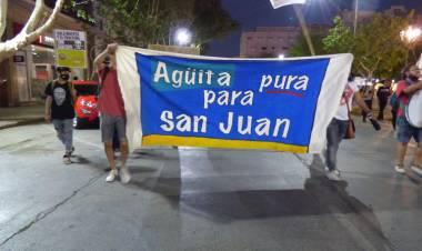 """#24S: La asamblea """"Agüita pura para San Juan"""" marcha por el clima"""