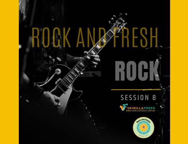 """Session 8""""Cracks"""" segunda temporada - Rock and Fresh"""