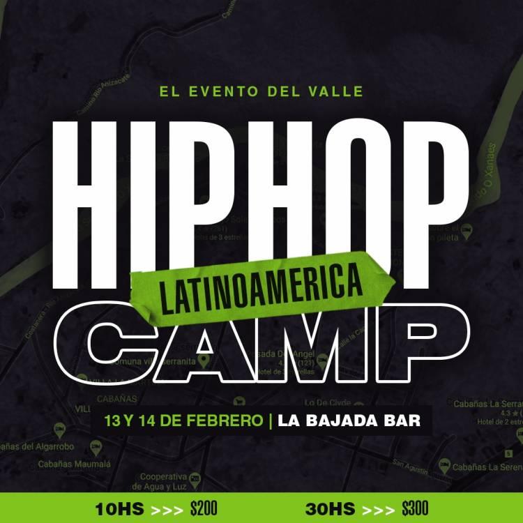 HIP HOP CAMP - LATINOAMERICA