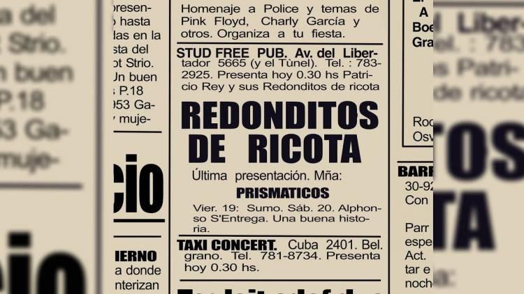"""crónica del under de los 80, """"Stud Free Pub"""""""