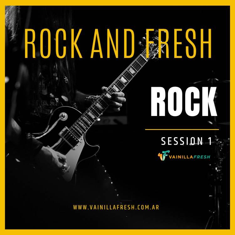 """Session 1 """"Cracks"""" segunda temporada - Rock and Fresh"""