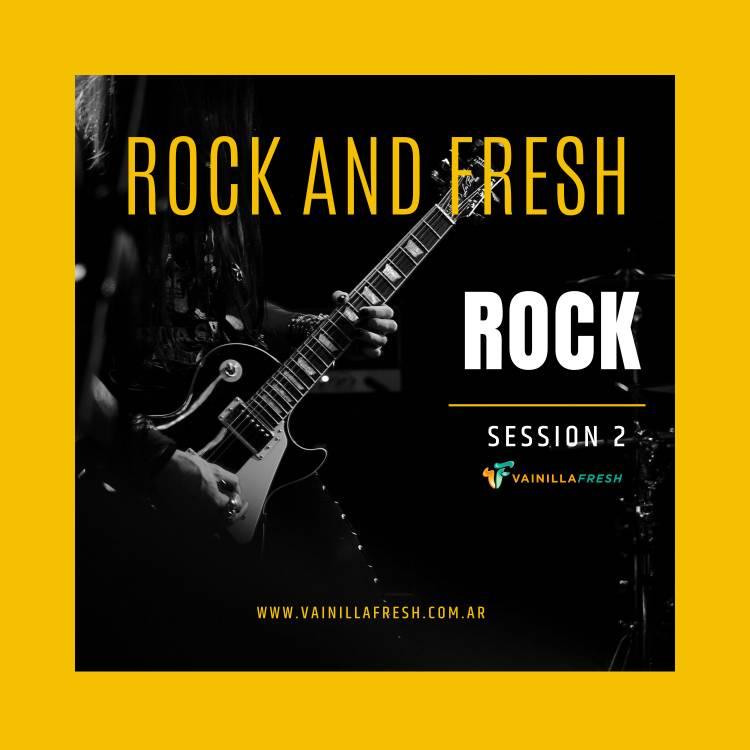 """Session 2 """"Cracks"""" segunda temporada - Rock and Fresh"""