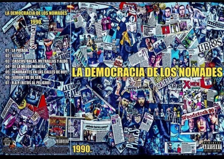 SEDIENTOS DE MÚSICA: LA DEMOCRACIA DE LOS NÓMADES.