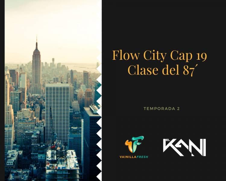 FLOW CITY CAP 19 T2 - CLASE DEL 87´