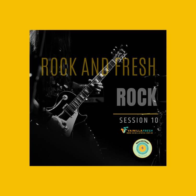 """Session 10  -Cracks """"Gustavo Cerati"""""""